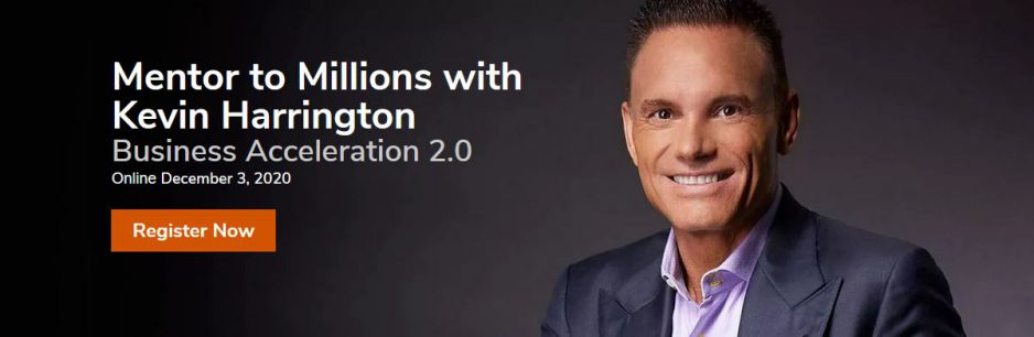 Mentor To Millions With Kevin Harrington