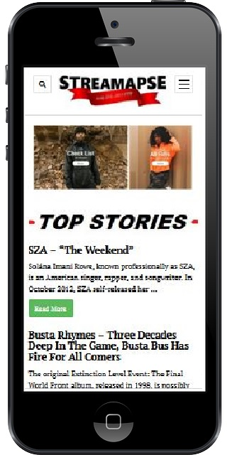 Streamapse Mag iphone