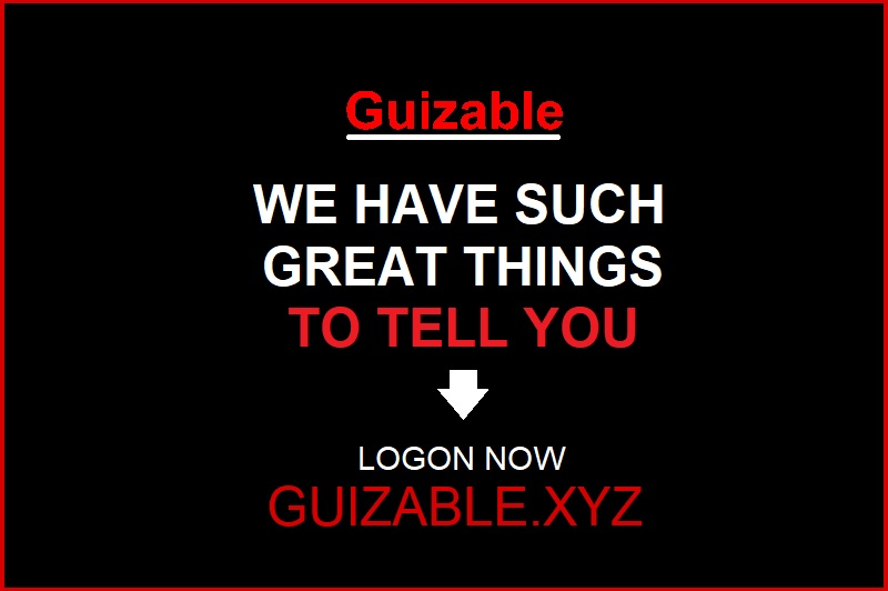 A Global Network Powered By Guizable Media